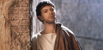 david bowie as pontius pilate in the last temptation of christ 1988