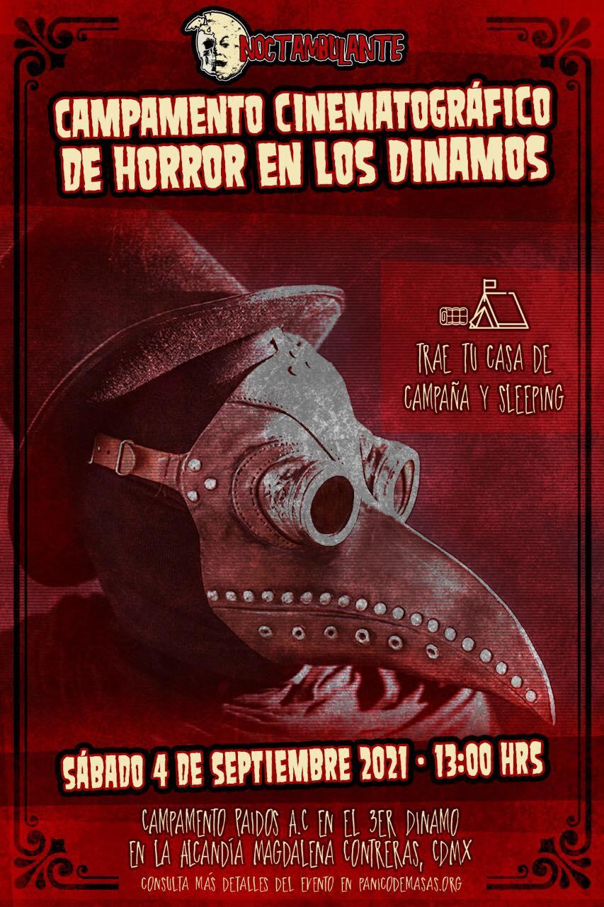 Campamento Cinematográfico de Horror en los Dinamos